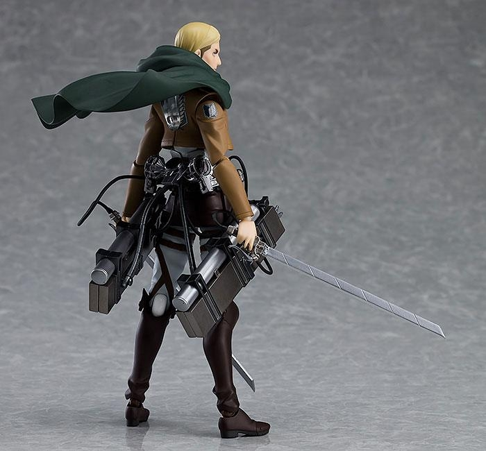 Attack on Titan Figma Action Figure Erwin Smith-15872