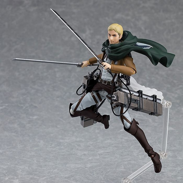 Attack on Titan Figma Action Figure Erwin Smith-15873