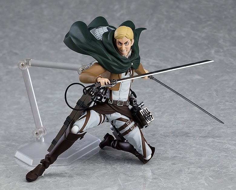 Attack on Titan Figma Action Figure Erwin Smith-15874