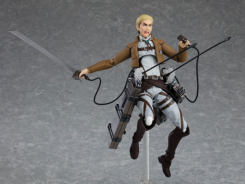 Attack on Titan Figma Action Figure Erwin Smith-15875