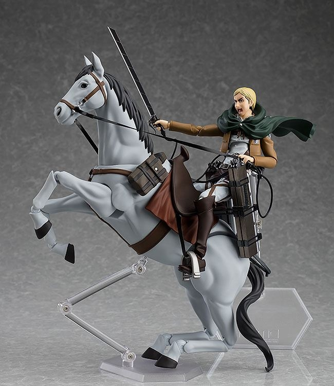 Attack on Titan Figma Action Figure Erwin Smith-15876