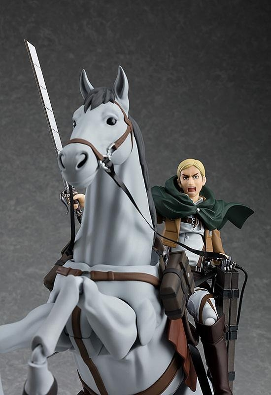 Attack on Titan Figma Action Figure Erwin Smith-15877