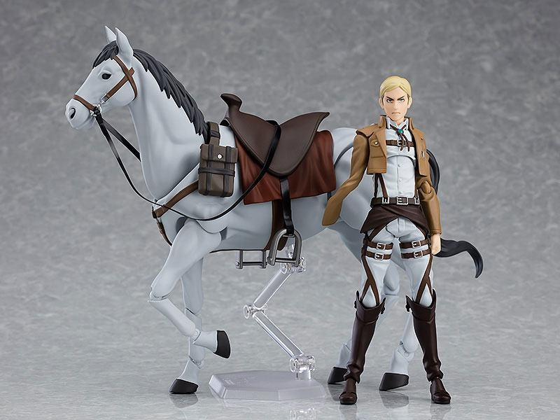 Attack on Titan Figma Action Figure Erwin Smith-15878