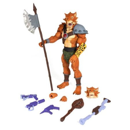 Thundercats Ultimates Action Figure Jackalman