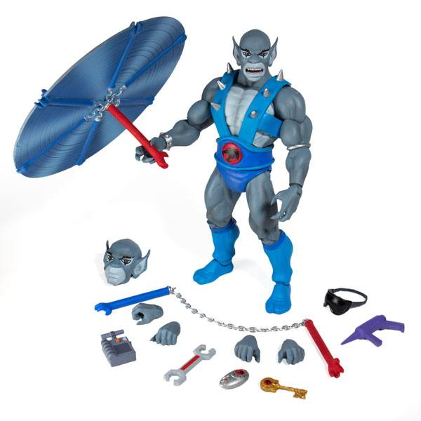 Thundercats Ultimates Action Figure Panthro