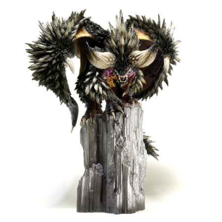 Monster Hunter PVC Statue CFB Creators Model Nergigante