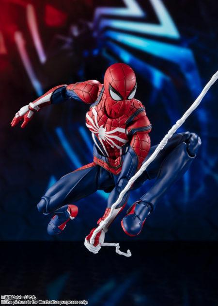 Marvel Spider-Man S.H.Figuarts Spider-Man Advanced Suit
