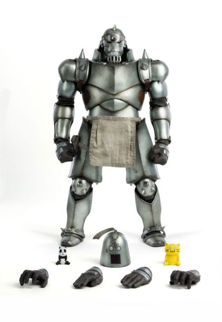 Fullmetal Alchemist: Brotherhood Action Figure 1/6 Alphonse Elric