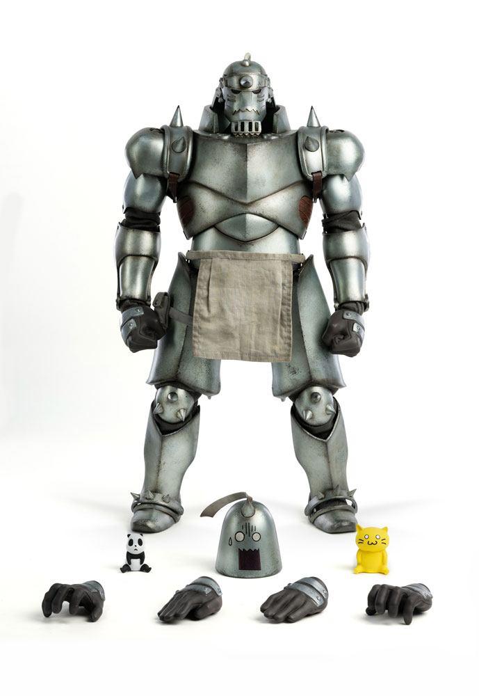 Fullmetal Alchemist: Brotherhood Action Figure 1/6 Alphonse Elric