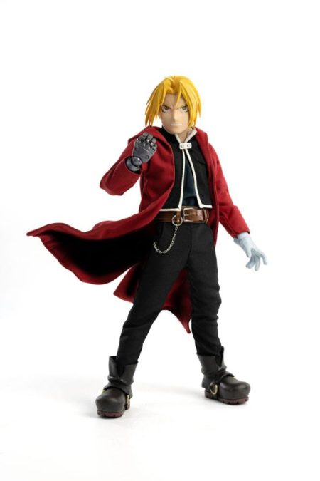 Fullmetal Alchemist: Brotherhood Action Figure 1/6 Edward Elric