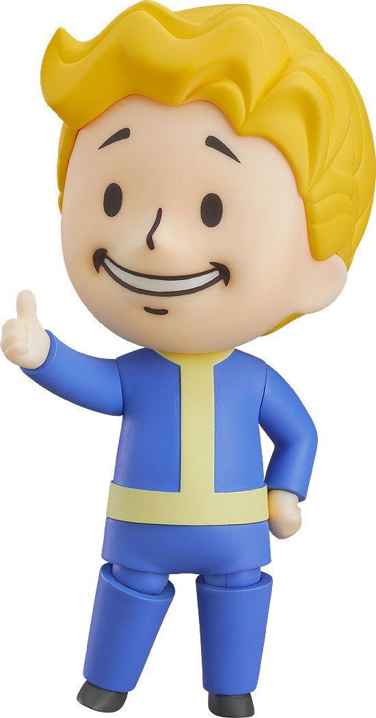 Fallout Nendoroid Action Figure Vault Boy