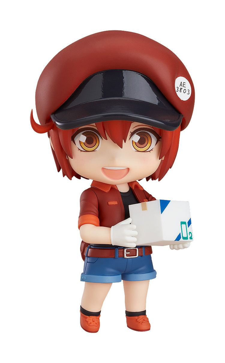 Cells at Work! Nendoroid Action Figure Red Blood Cell