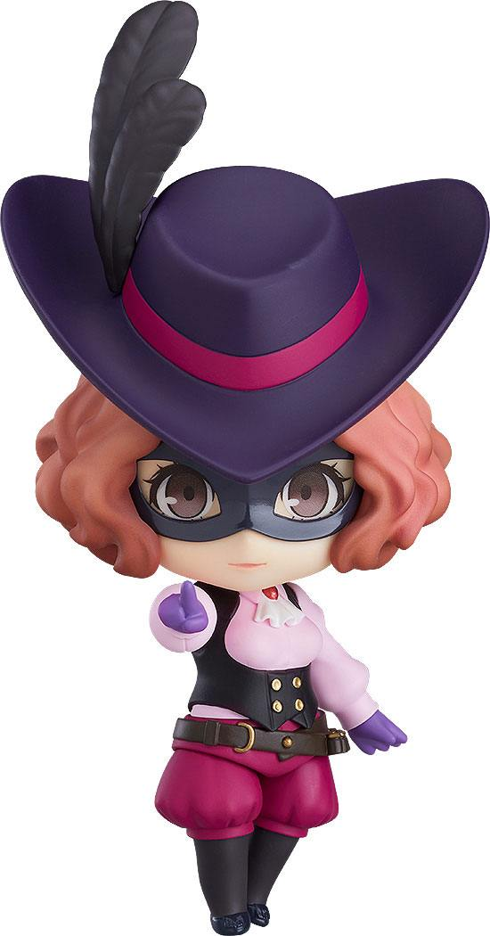 Persona 5 The Animation Nendoroid Action Figure Haru Okumura Phantom Thief Ver