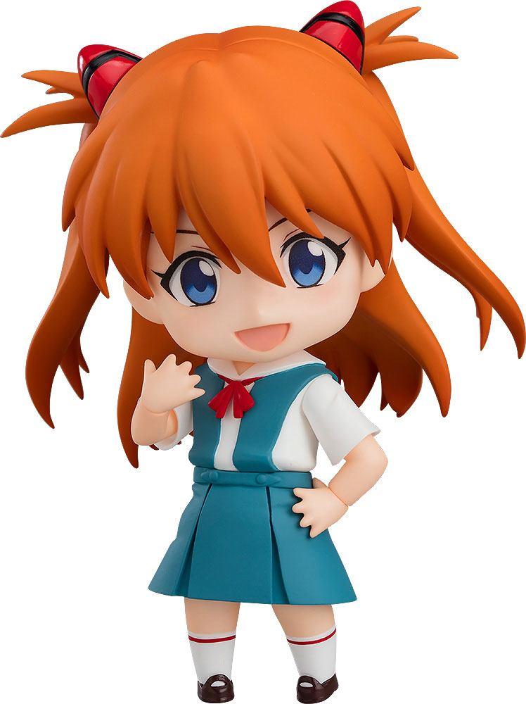 Rebuild of Evangelion Nendoroid Action Figure Asuka Shikinami Langley