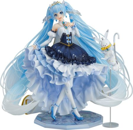 Character Vocal Series 01 Statue 1/7 Snow Miku Snow Princess Ver.