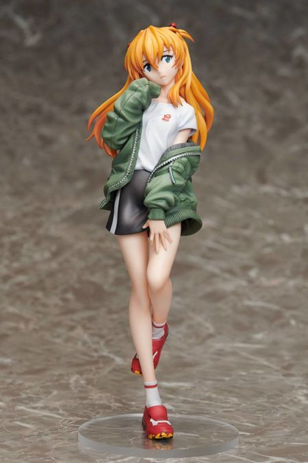 Neon Genesis Evangelion PVC Statue 1/7 Asuka Shikinami Langley Ver. Radio Eva