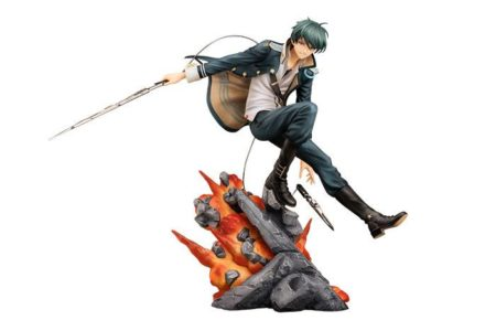 Song of Time Project PVC Statue 1/8 Seckor Lupe