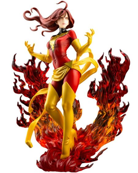 Marvel Bishoujo PVC Statue 1/7 Dark Phoenix Rebirth