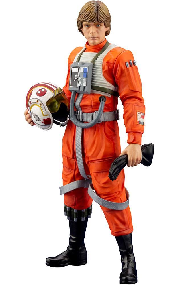 Star Wars ARTFX+ Statue 1/10 Luke Skywalker X-Wing Pilot
