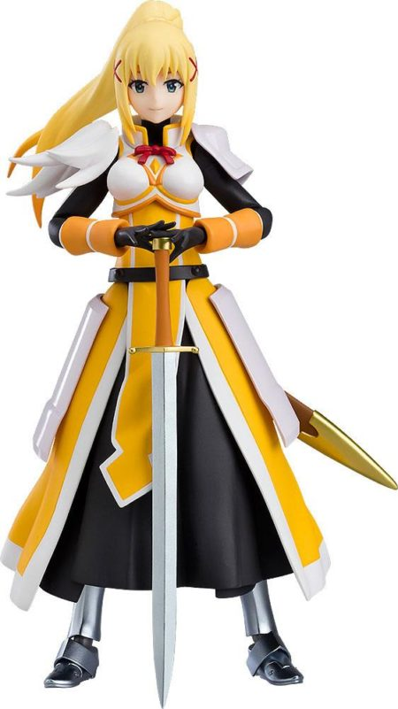 KonoSuba Crimson Legend Figma Action Figure Darkness
