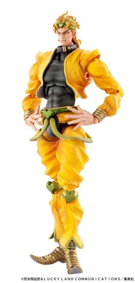 JoJo's Bizarre Adventure Super Action Action Figure Chozokado (Dio)