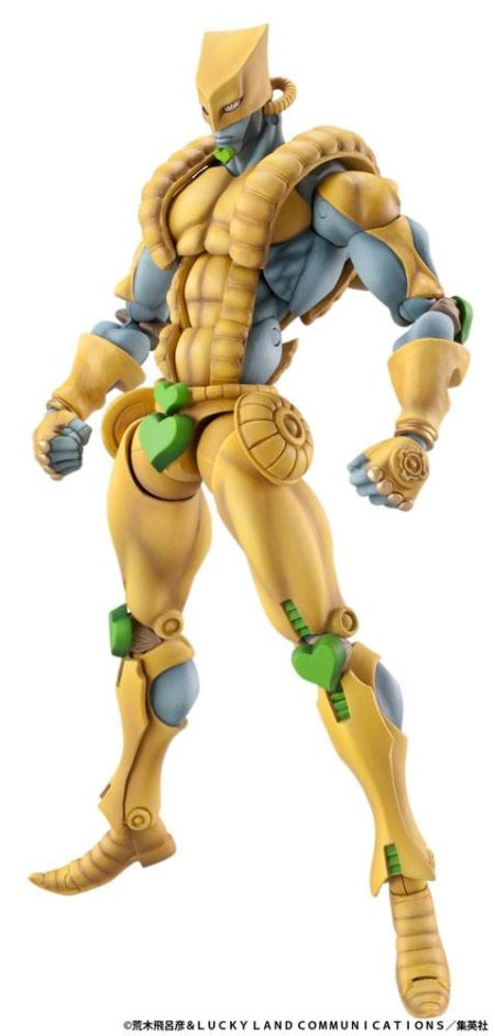 JoJo's Bizarre Adventure Super Action Action Figure Chozokado (The World)