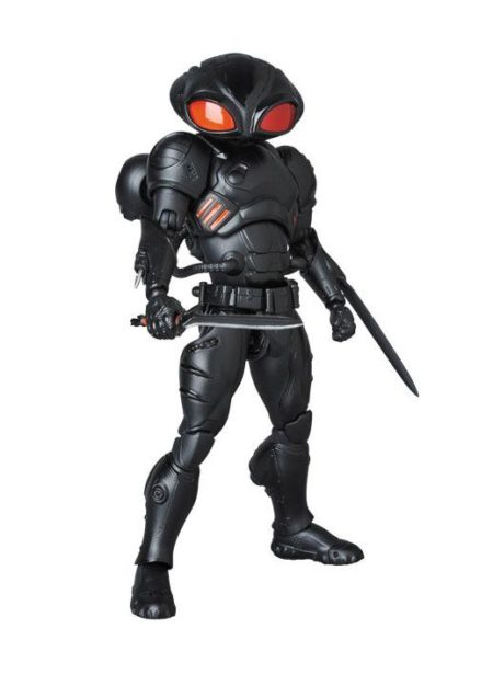 Aquaman MAFEX Action Figure Black Manta