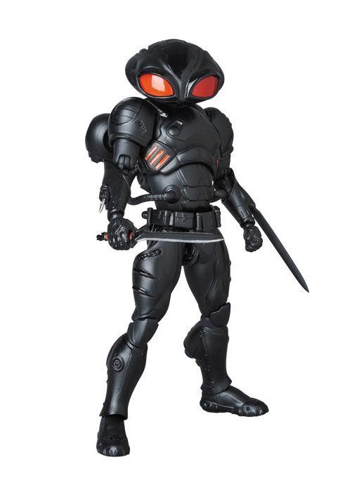Aquaman MAFEX Action Figure Black Manta