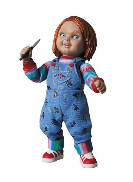 Child's Play 2 MAFEX Action Figure Good Guys Chucky