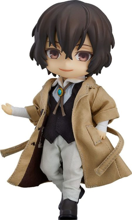 Bungo Stray Dogs Nendoroid Doll Action Figure Osamu Dazai