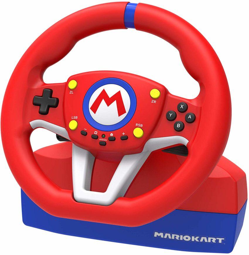 Hori Nintendo Switch Mario Kart Racing Wheel Pro Mini