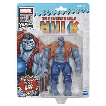 Hasbro Marvel Legends Series 80th Anniversary Exclusive Incredible Hulk Figure