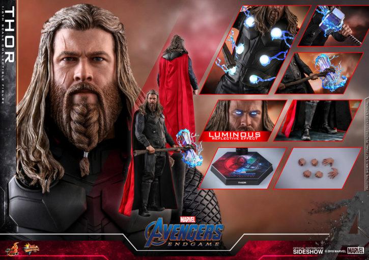 Hot Toys 1:6 Thor Avengers Endgame