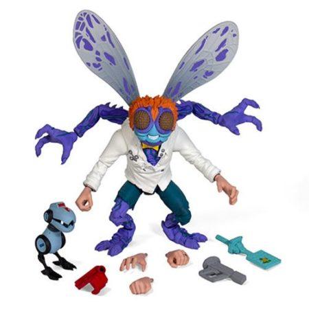 Teenage Mutant Ninja Turtles Ultimates Baxter Stockman 7-Inch Action Figure