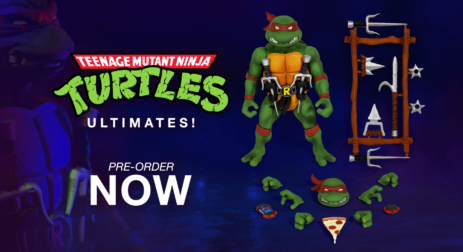 Super7 Ultimates TMNT figures: New images & Update