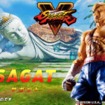 Street Fighter S.H. Figuarts Sagat