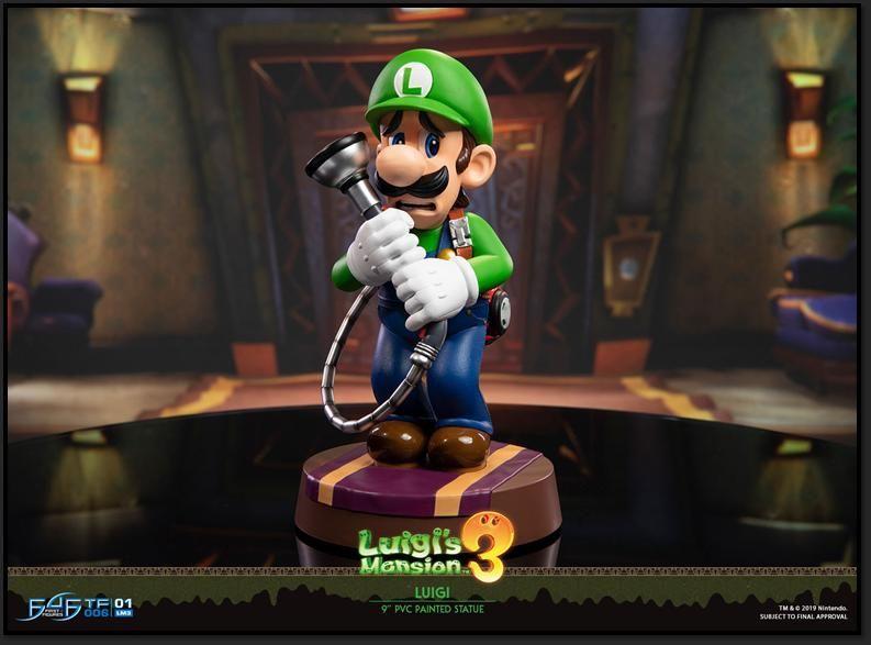 First4Figures Luigi standard version