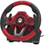 HORI Nintendo Switch Mario Kart Racing Wheel Pro Deluxe