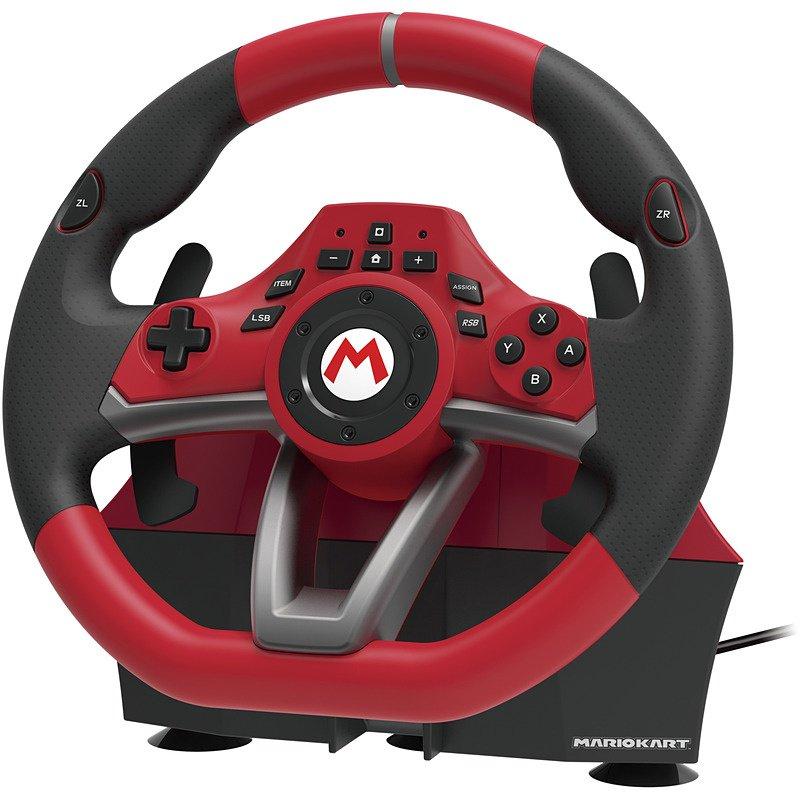 HORI Nintendo Switch Mario Kart Racing Wheel Pro Deluxe