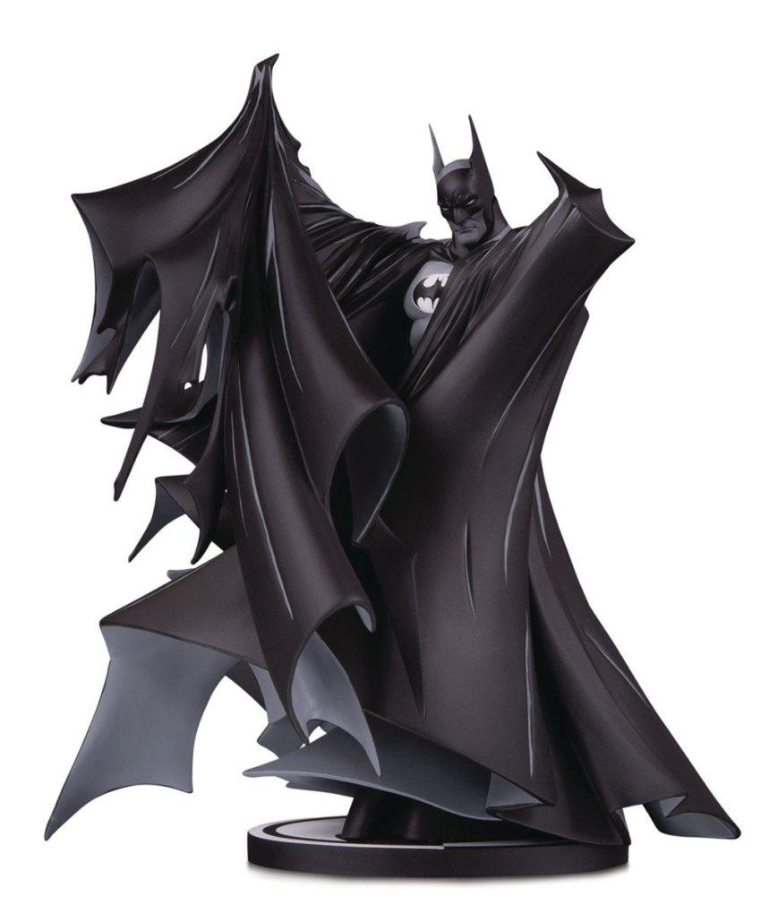 Batman Black & White Statue Batman by Todd McFarlane