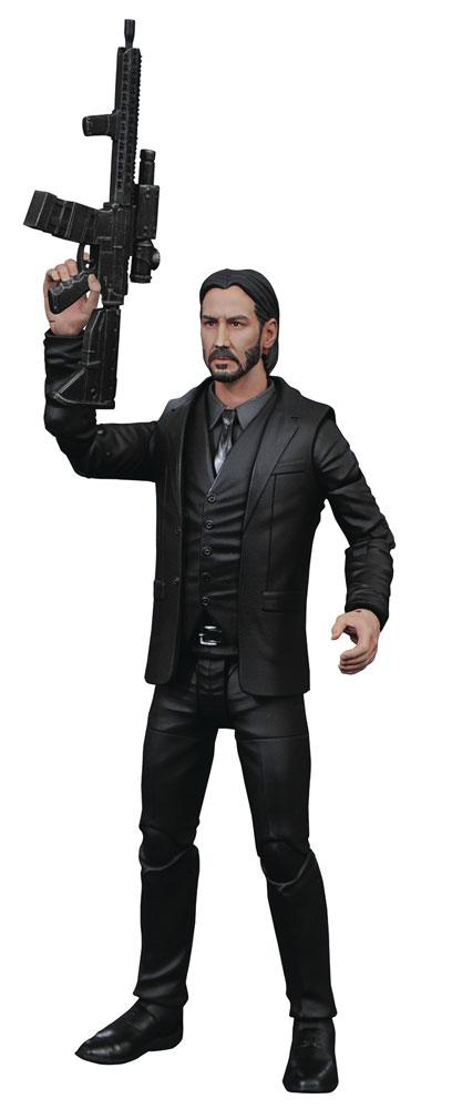 John Wick Select Action Figure Chapter 2