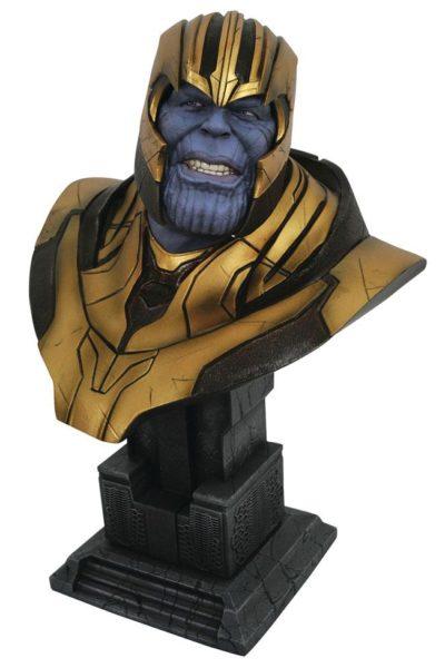 Avengers: Infinity War Legends in 3D Bust 1/2 Thanos