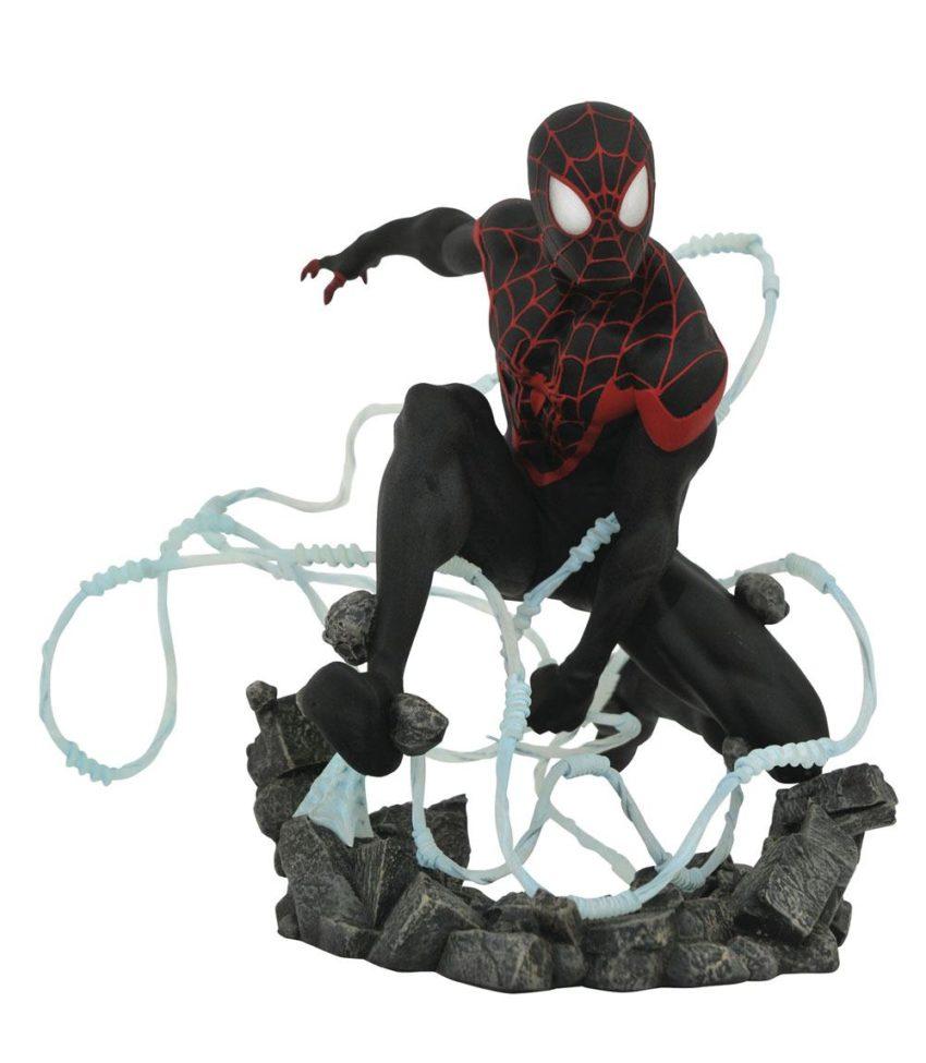 Marvel Comic Premier Collection Statue Miles Morales Spider-Man