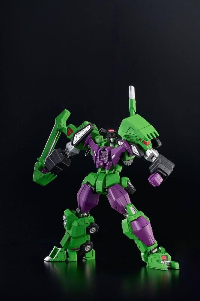 Transformers Furai Model Plastic Model Kit Devastator