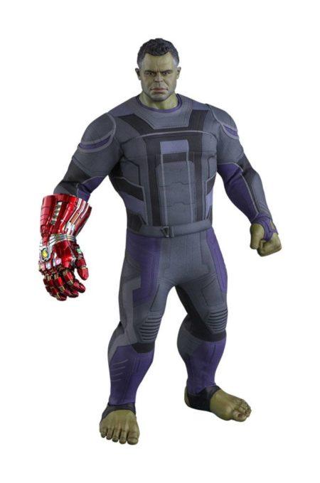 Avengers: Endgame Movie Masterpiece Action Figure 1/6 Hulk