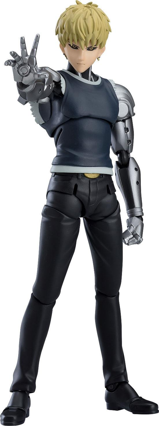 One Punch Man Figma Action Figure Genos