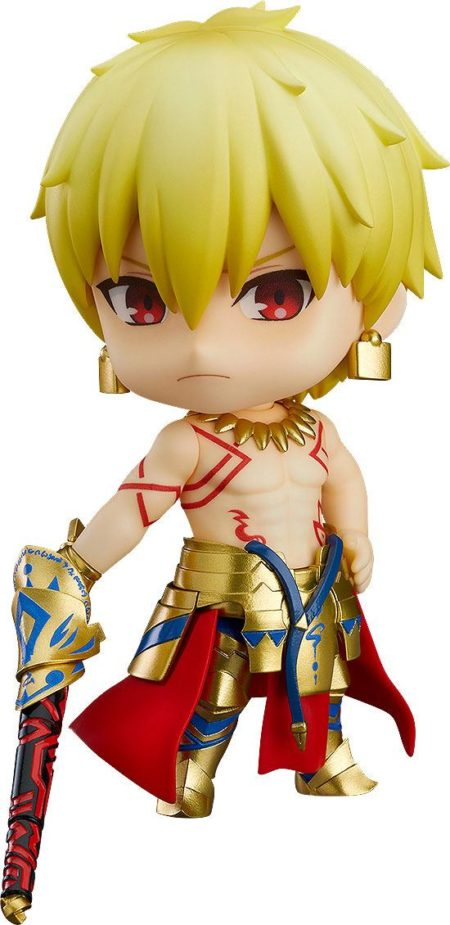 Fate/Grand Order Nendoroid Action Figure Archer/Gilgamesh: Third Ascension Ver.