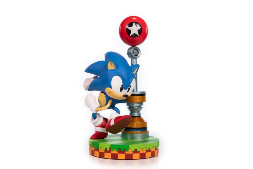 First4Figures Sonic the Hedgehog PVC Statue Sonic