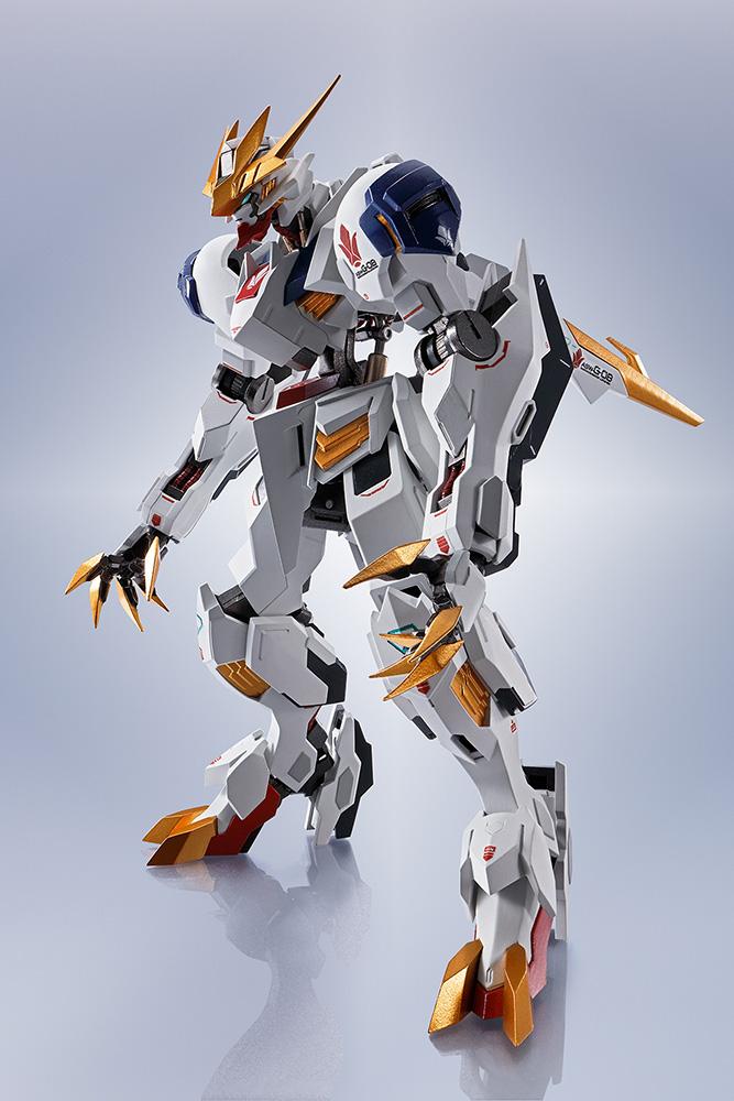 """Metal Robot Spirits Side MS """"Mobile Suit Gundam: Iron-Blooded Orphans"""" Gundam Barbatos Lupus Rex"""