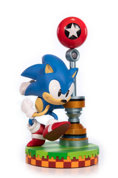 Sonic the Hedgehog PVC Statue Sonic First4Figures